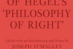 'Critique of Hegel