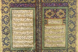 نگهداری 300 نسخه خطی از آثار سعدی شیرازی در کتابخانه آستان قدس