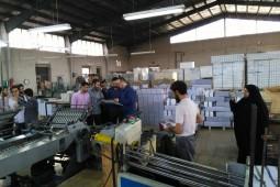 برگزاری دورههای آموزش چاپ در استانها با هدف تقویت آموزش چاپ