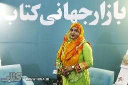 حضور گسترده مردم ایرانی در نمایشگاه کتاب تهران هیجانانگیز است