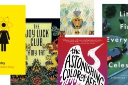 پرفروشترین رمانهای شرقی در آمریکا