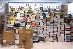 نشست خبری مبارزه با قاچاق کتاب