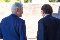 نگاهی به کتاب «رئیسجمهور گم شده است» نوشته بیل کلینتون و جیمز پترسون