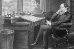 مهارت پزشکی چارلز دیکنز و رابطه با داروین و شیمیدان انگلیسی