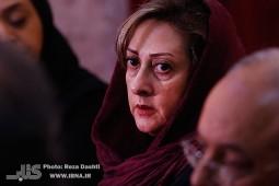 یادداشت مژده دقیقی برای گلی امامی