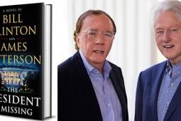 بیل کلینتون و جیمز پترسون سلطان ژانر وحشت را کنار زدند