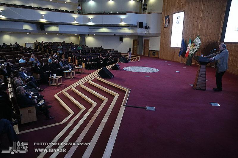 مراسم بزرگداشت مرحوم محمد امین قانعی راد