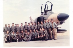 Book on Iranian reconnaissance squadron during Sacred Defense released