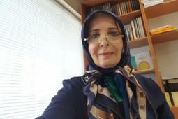 بزرگداشت بانوی فیزیک ایران در جایزه کتاب سال