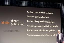 آمازون بدون دلیل نویسندگان را سانسور میکند