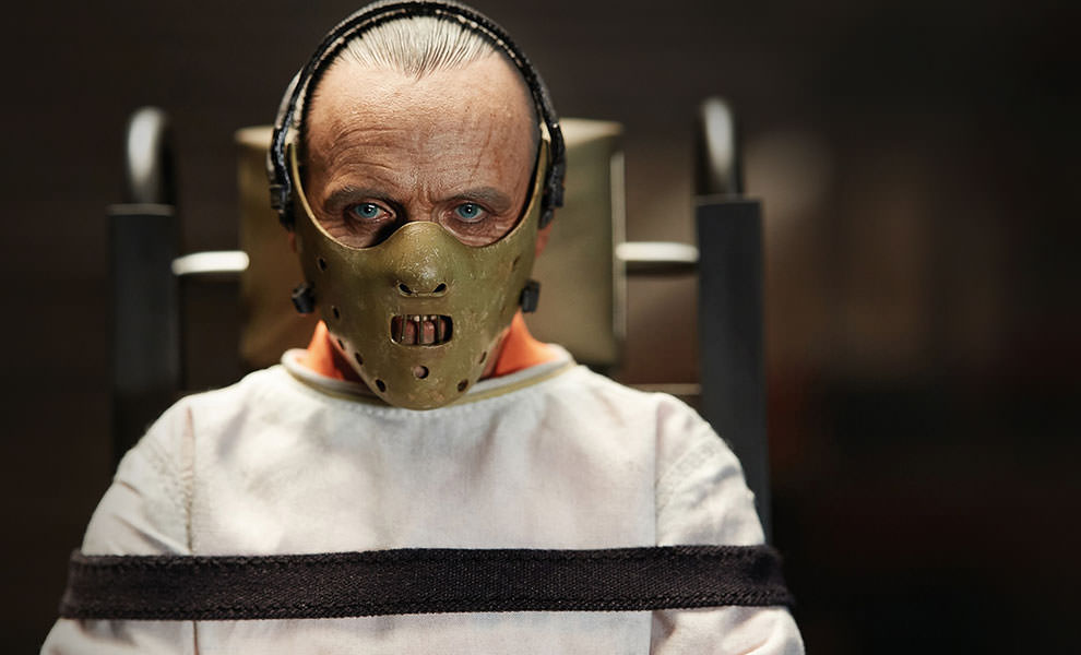Silence Of The Lambs Hannibal Lecter Straight Jacket Version Sixth Scale Blitzway Feature 903215
