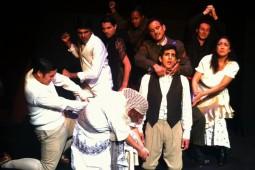 اجرای نمایشنامه لورکای سبزپوش