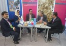 MIBF Director visits Iran's stand