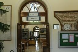 ردپای سناتورهای تاریخ در کتابخانه قدیمی بهارستان
