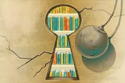 کلیدداران کتابهای علمی قهرمان هستند یا دزد