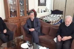 وزیر فرهنگ و ارشاد اسلامی با پیشکسوت تعزیه خوان دیدار کرد