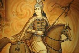 برجستهترین نقاشیهای پنجکند و روایت یاکوبوفسکی از سوگ سیاوش