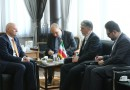 Culture Minister discusses cultural ties boost with German Amb ‎
