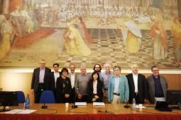 چهارمین همایش بینالمللی ایرانشناسی در دانشگاه بولونیا در حال برگزاری است