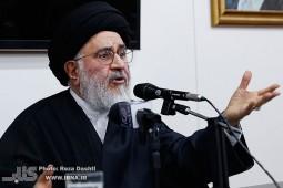 محقق داماد: دموکراسی را هم روحانیت آورد