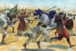 ابن خلدون درباره کتابسوزی در دوران فتح ایران تردید میکند