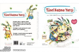 Persian children book 'Tunneling Race' printed in Turkey