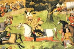 چرا پس از استیلای مغول بر ایران شاهنامه مورد توجه نگارگران قرار گرفت؟