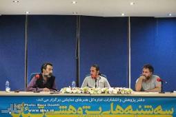 محمدچرمشیر: نسل جدید نمایشنامهنویسان در تعامل با گروه مینویسند