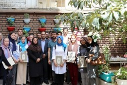 Iranian university hosts foreign students of Persian language ‎