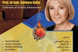 Polish archaeologist Barbara Kaim to be honored in Tehran
