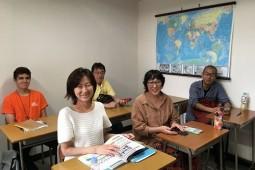 سیزدهمین دوره آموزشی زبان فارسی در ژاپن آغاز شد