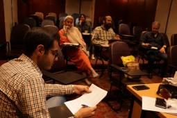 جلسه داوری نهایی مسابقه داستاننویسی افسانهها برگزار شد