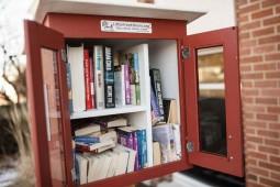 شبکه کتابخانه محلی نوجوان آمریکایی +تصاویر