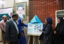Norwegian peace ambassador visits children painting exhibition in Ahvaz