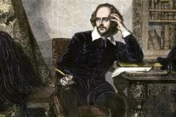 راز بانوی سیاه پوش شعرهای شکسپیر