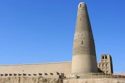 آرایههای معماری اویغوری دارای قدمتی کهن هستند