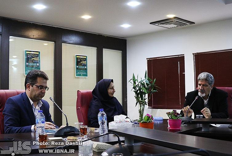 محمد و محسن حنیف مریم مشرفالملک  حسین بیات