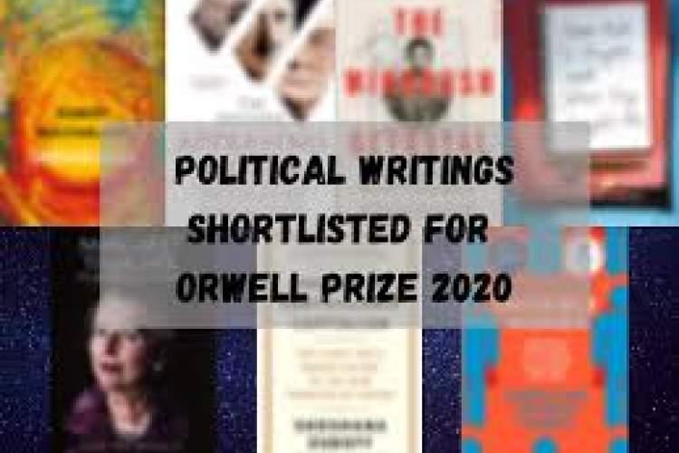 برنده جایزه بوکر در بین نامزدهای نهایی جایزه کتاب سیاسی جرج اورول