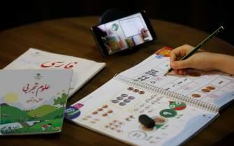 نقش کتابهای کمکدرسی در آموزش مجازی کلاساولیها