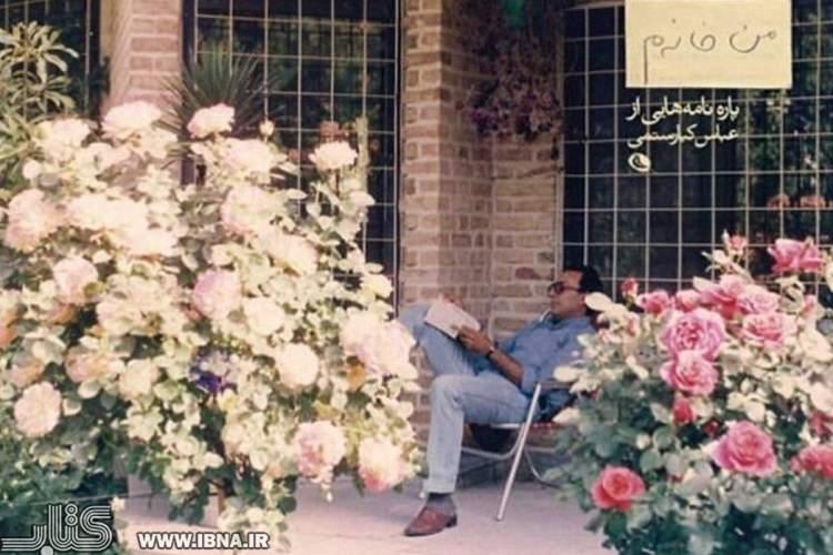 نامههای عباس کیارستمی با تایید پسرش منتشر شده است