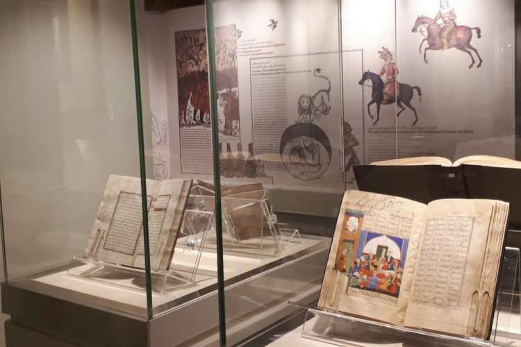 دانلود رایگان 300 نسخه خطی کتابخانه و موزه ملی ملک