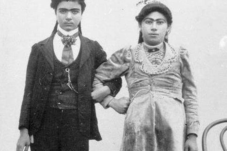 راه و رسم کودک همسری در دوران صفویه و قاجار