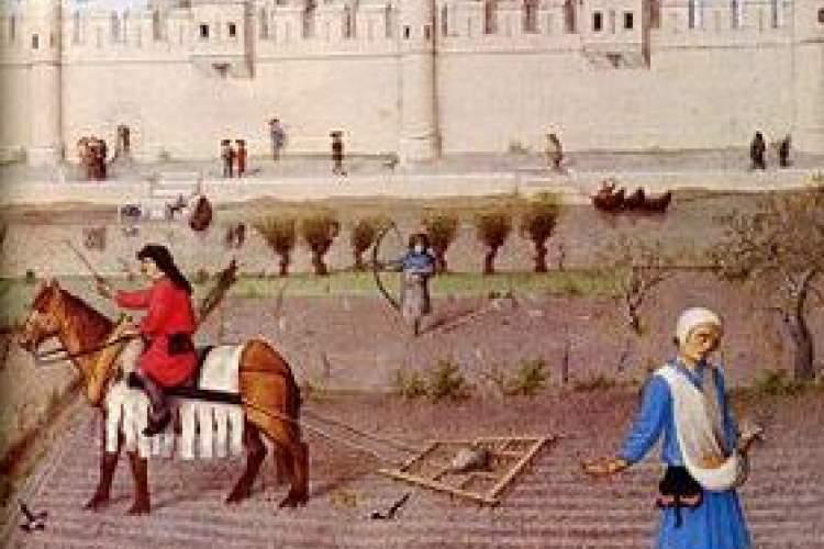 اندیشه انسانهای سده میانه اروپا چه بود؟