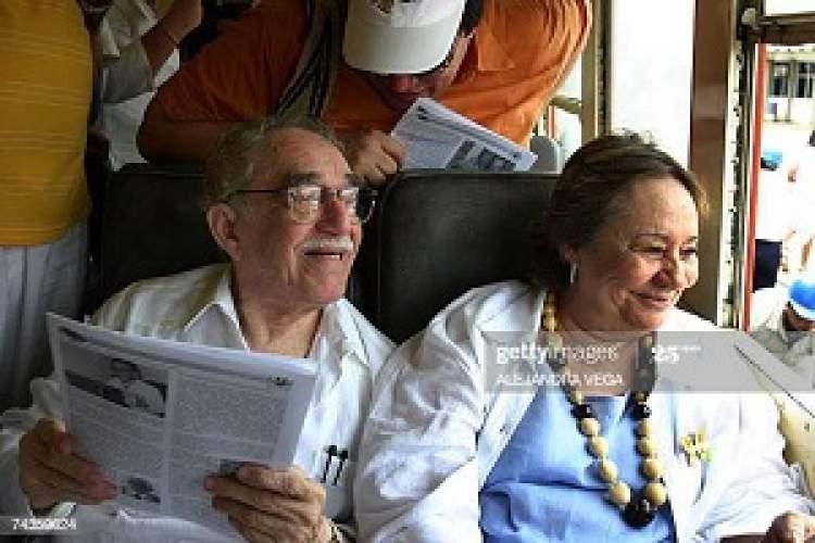 همسر گابریل گارسیا مارکز درگذشت