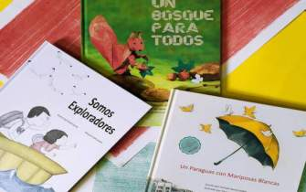Iranian Children books published in Spain