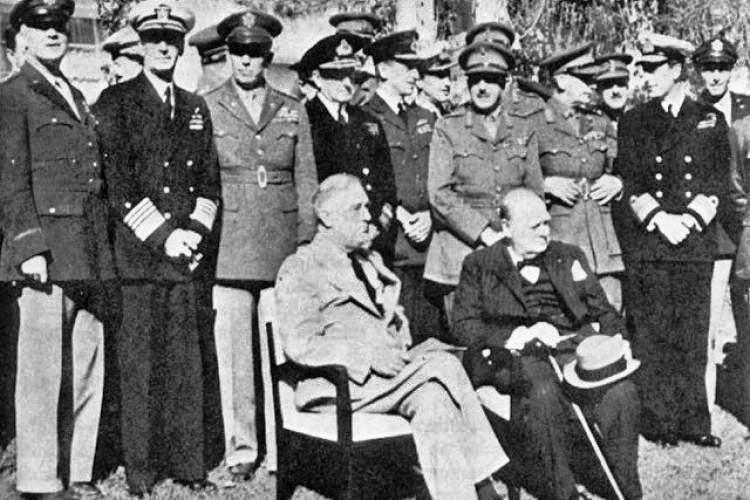 بازیگرانی که با جنگ دوم جهانی دنیا را به ورطه نابودی کشاندند