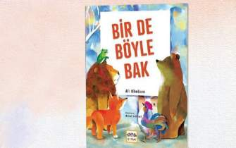 Iranian children book Look at This Way published in Turkey