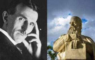 Khayyam and Tesla busts to be erected in Belgrade, Tehran
