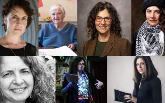 7 Books of Poetry by Arab American Women