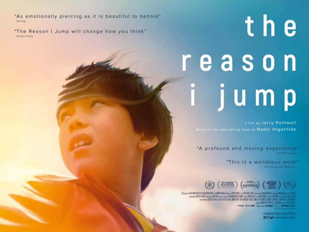 پوستر فیلم «دلیل پریدنم» به کارگردانی جری راثوِل